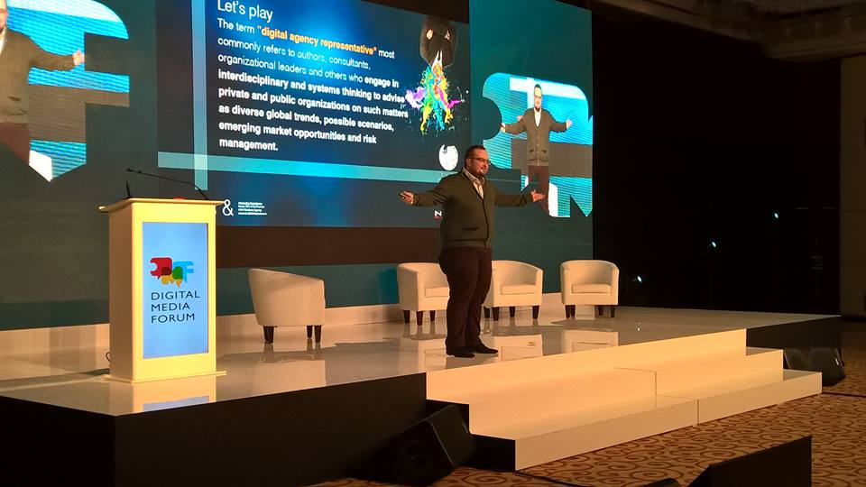 Digital Media Forum Dubai 2015