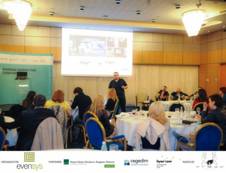 Pharma Marketing Conference 2015 – Keynote – How to use the limitations to your advantage?
