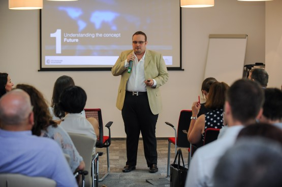 French Romanian Chamber of Commerce – Disruption & Innovation Masterclass – 2015
