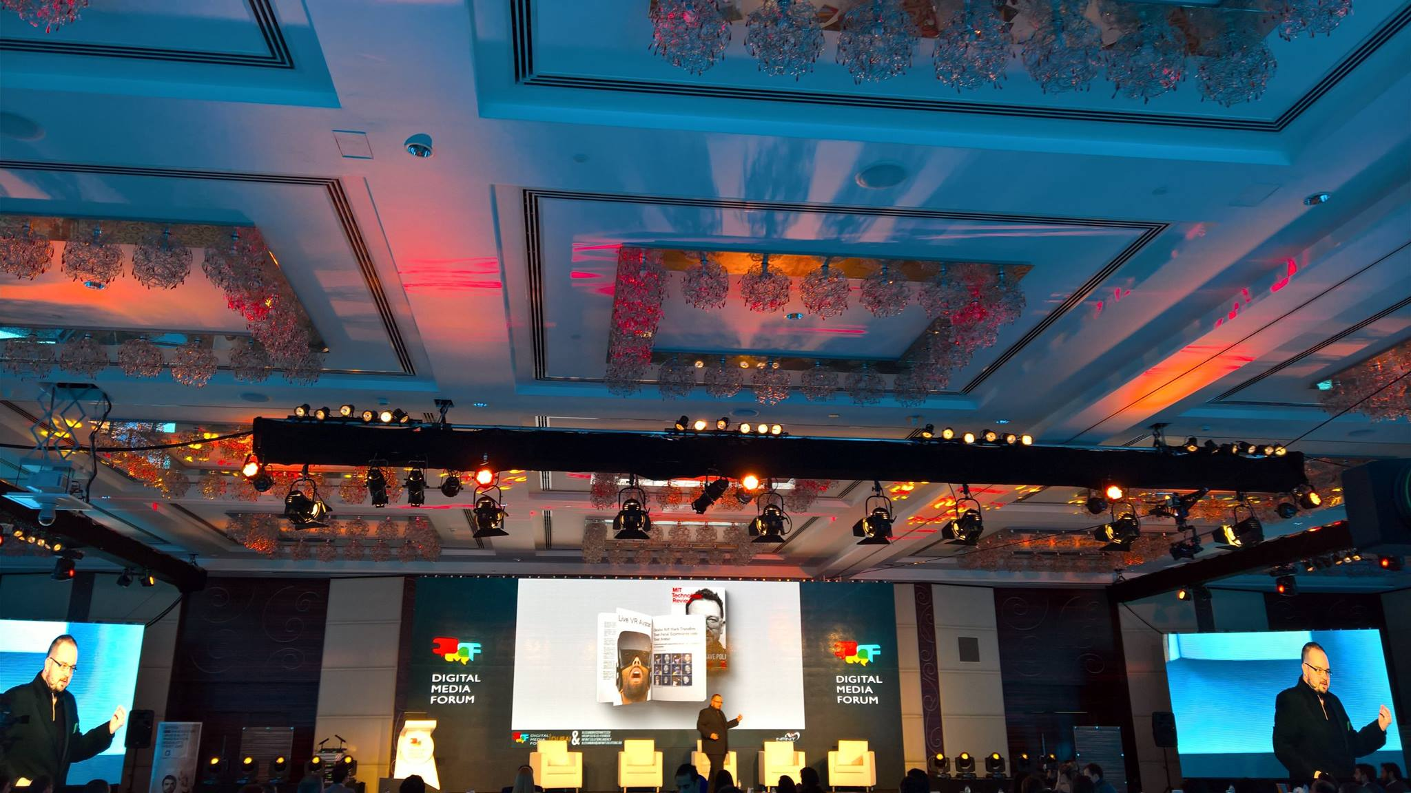 Dubai Digital Media Forum 2016 - Is there a NEXT BIG THING