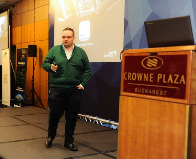 Digital Marketing Forum 2015 –  Keynote – 5 Trends That Will Actually Revolutionize Digital Marketing