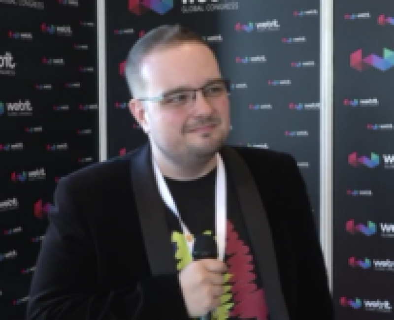 Global Webit 2014 – Istanbul – Interview